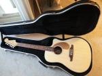 Fender Redondo CE (finish cracks)- $160